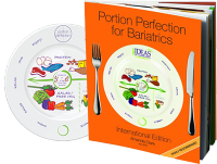 portion control for bariatrics